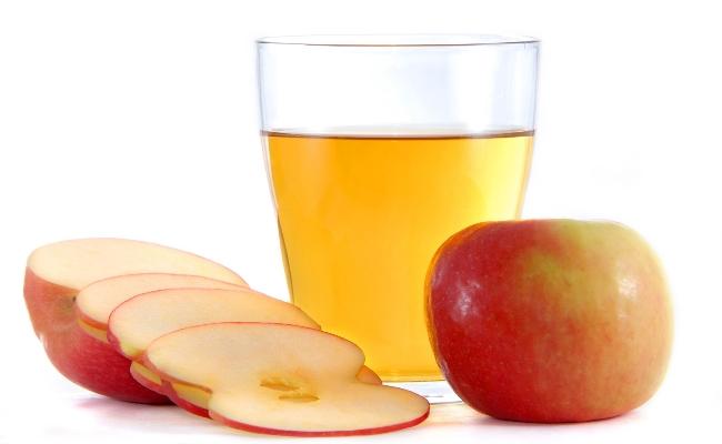 Pomme remède naturel contre le RGO
