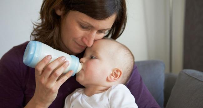 Le reflux gastro-oesophagien du nourrisson