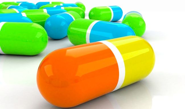 Les médicaments contre le RGO (reflux gastro-oesophagien)