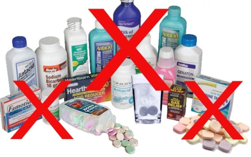 Les antiacides et autres médicaments contre le RGO sont dangereux